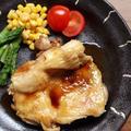 クリスマスにぴったり!鶏もも肉で作る *ローストチキン*