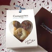 ドライフルーツとチョコレートのマリージュ コンパーテス /チョコレートパラダイス2012