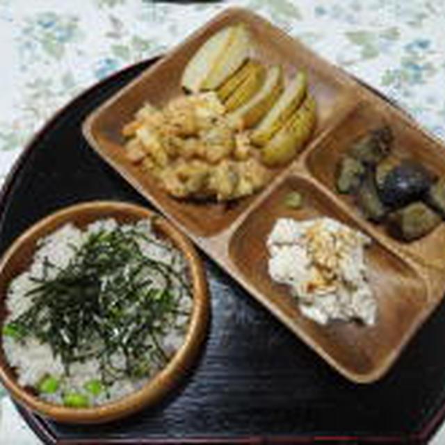 ◇シーフードミックスの味噌マスタードマリネ