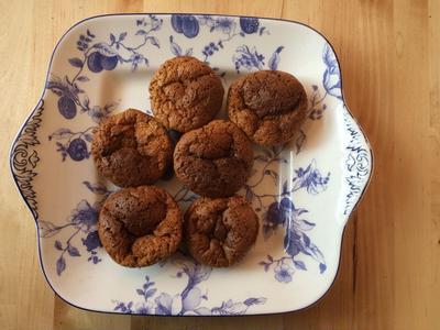【レシピブログ】フルーツ&ナッツのガトーショコラ×ラングドックの赤