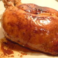 [鶏レシピ] クリスマス定番☆鶏モモ照り焼き