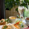 今朝はポテトサラダのパイ生地コルネ詰めでカフェ風ワンプレートモーニング ♪♪ by pentaさん