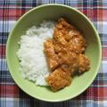 チキン・ティカ・マサラ【Chicken Tikka Masala】1 by りこりすさん