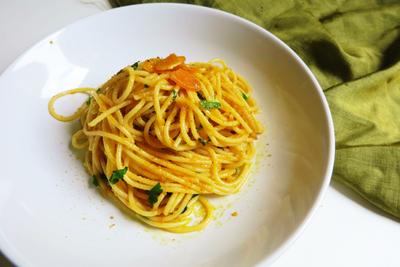 【本場イタリアより】からすみのスパゲッティ