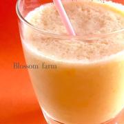 冷凍ほおずきのビタミンたっぷりスムージー by ブラッサムファームさん