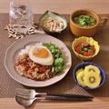 202.昼ごはんレシピ:ガパオライス