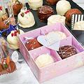 【バレンタインデーの可愛いプレゼント】火を使わない♪簡単スプーンチョコレート by HiroMaruさん