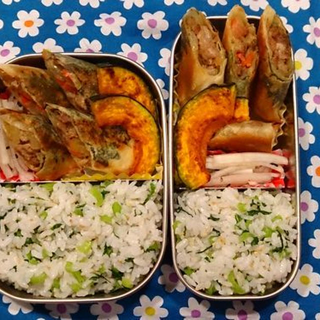 春巻き弁当&定食