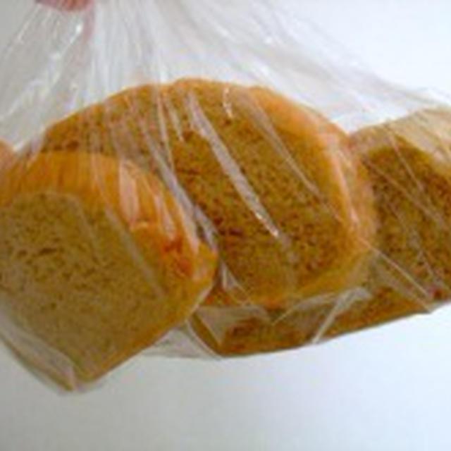 手作りパン粉