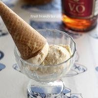 マンゴーとグァバのフルブラアイスクリーム