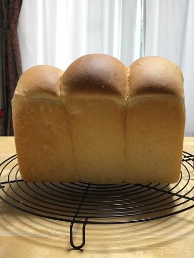 最近作った天然酵母パン