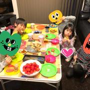 パーティー終わりました〜!!