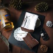 チョコレート酵母起こしと大人仕様のガトーショコラ