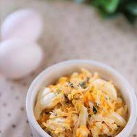【スパイス大使】香り爽やか!白菜と玉子のローズマリーマヨサラダ