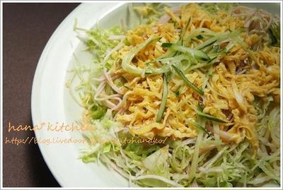 簡単冷やし中華のタレのレシピ。