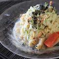 野菜たっぷりのアンチエイジング薬膳♪コングクス風五色ヤサ麺。 by ゆりぽむさん