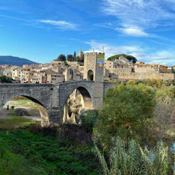 晩秋の南仏滞在-カタルーニャの美味しい中世都市・BESALU