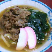 絶品☆肉うどん!!