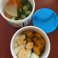 お弁当 1歳4か月との日々