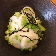 簡単副菜♡かぶの塩昆布和え by 居酒屋こはるちゃんさん