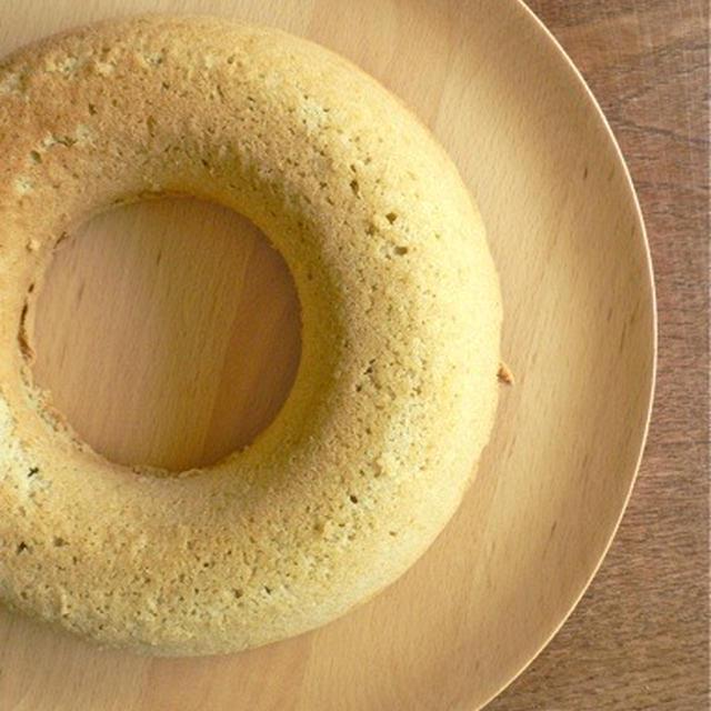 10割そば粉のケーキ
