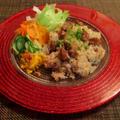ステーキ炒飯♪~♪ by みなづきさん
