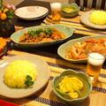 辛~い鶏肉とごぼうのレッドカレー炒め他 by shoko♪さん