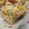 ちくわのマヨチーズトースト