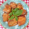 鶏肉の激うまカリカリ甘辛焼き(鶏もも肉)