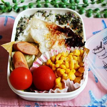 【食中毒予防】夏場の調理は手順を変えて♪3食の調理の流れ^^