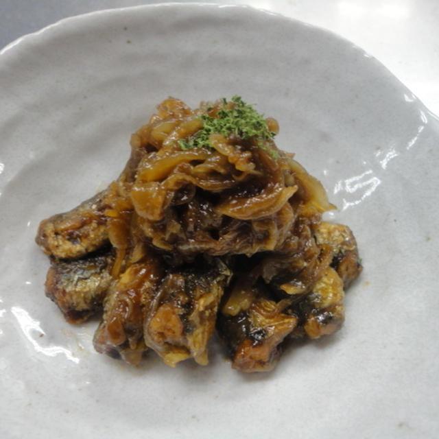 今日は食感☆イワシのイタリア風南蛮漬け(?) c/w YKK