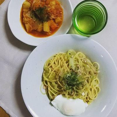 子どもも喜ぶ♪茅乃舎「野菜だし」パスタ&野菜スープ