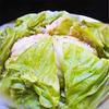 レンジで作る、キャベツのファルシー(詰め物)風、キャラウェイ風味