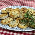 里芋のオリーブ油焼き