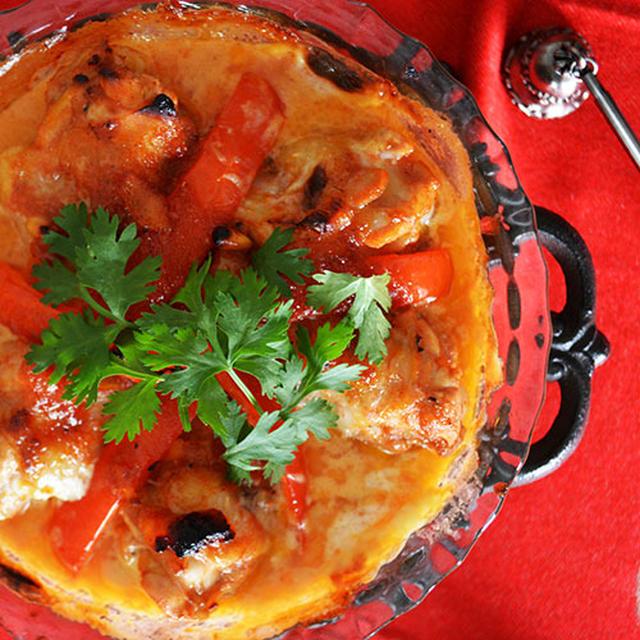 アジア版 バッファローウィング 花椒×ケチャップ×マーマレード×にんにく 甘辛ガーリック味おかず