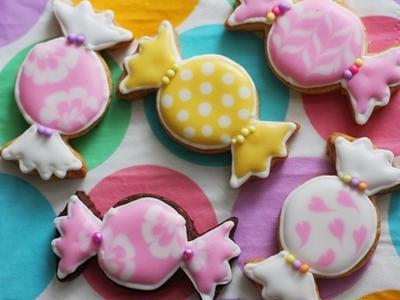 本日のアイシングクッキー*ジャッキー&キャンディ*