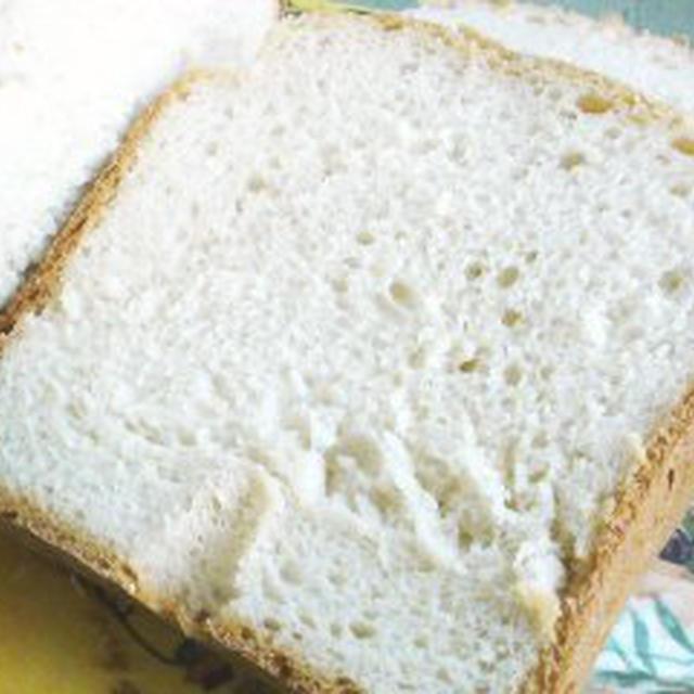 【画像レシピ】早焼きコースで朝食パンを焼き上げる