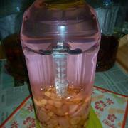 今年の生姜酒の仕込み