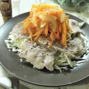 香味野菜 焼き肉サラダ