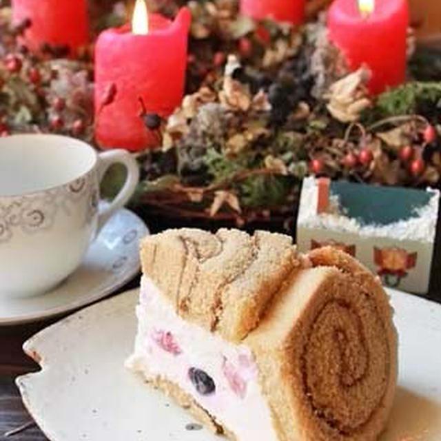 焼かないクリスマスケーキ♪チーズズコット、作り続けてる手軽でおいしいレシピ