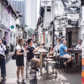 Arab street in Singapore Ⅲ