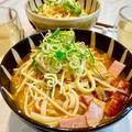 【お好みの麺でどうぞ】ピリ辛以上激辛未満のうま辛チャーシュー麺