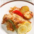 鶏胸肉★ローズマリーチキン by mariaさん