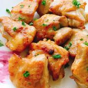 【お弁当に】トースターで簡単☆マヨ焼きチキン