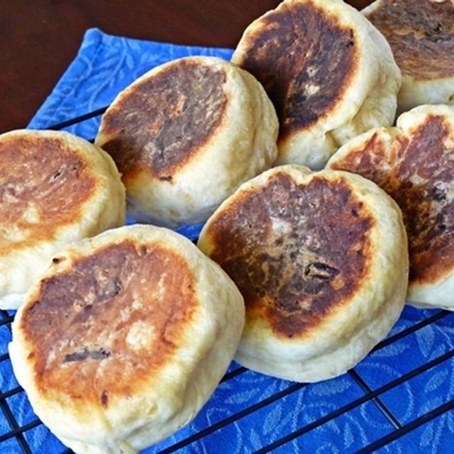 コンソメ風味のオニオン&チーズイングリッシュマフィン