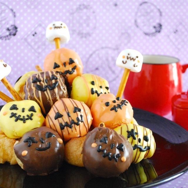 日テレZIP!出演☆「かぼちゃおばけのタワーケーキ」の作り方