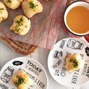 発酵不要!ホットケーキミックス×豆腐で簡単!ミニチーズちくわパン