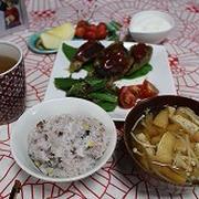 朝ごはん と 中国茶