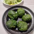 草餅…風(低糖質・オートミール餅)