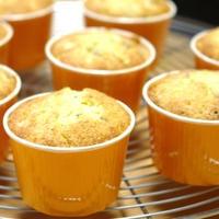 レモンミントのカップケーキ~スパイス大使